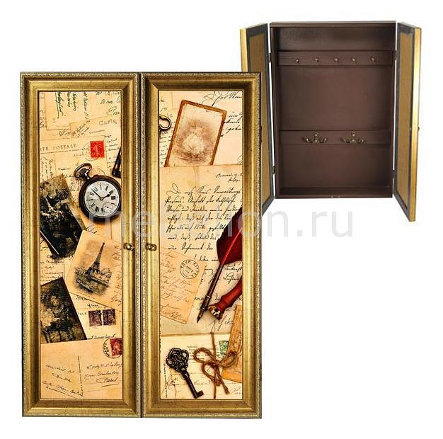 Ключница Акита (32х46 см) Письма 311-20 ключница акита 23х33 см каретная стяжка 7360