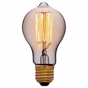 Лампа накаливания A60 E27 240В 40Вт 2200K 051-873
