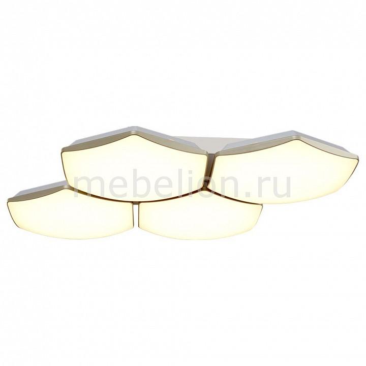 Купить Подвесной светильник 2-7319-4-WH+GL Y LED, Максисвет, Россия