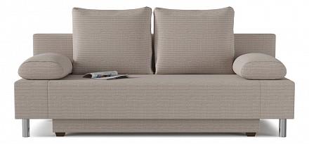 Прямой диван-кровать Парма Еврокнижка / Диваны / Мягкая мебель