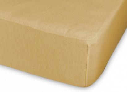 Простыня на резинке (140х200х25 см) Cleo