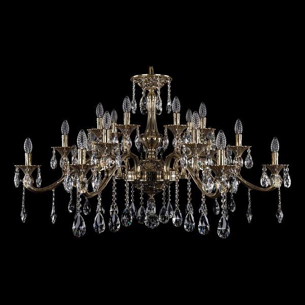 Подвесная люстра1709/21/410/A/GB Bohemia Ivele Crystal  (BI_1709_21_410_A_GB), Чехия