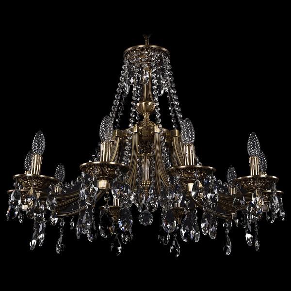 Подвесная люстра 1771/10/270/A/FP Bohemia Ivele Crystal  (BI_1771_10_270_A_FP), Чехия