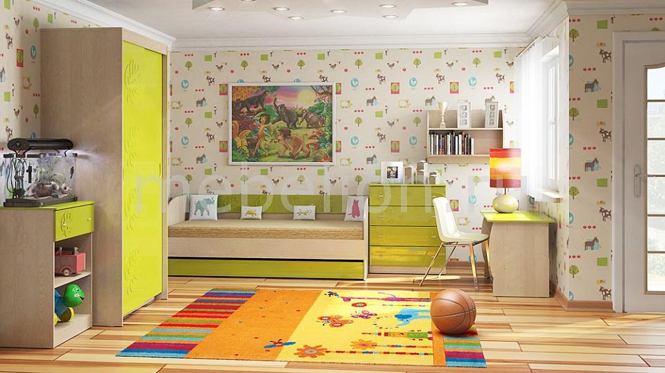 Комод детский Компасс-мебель KOM_Maugli_system_9 от Mebelion.ru