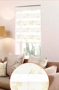 Рулонная штора (57х160 см) 1 шт. W2040