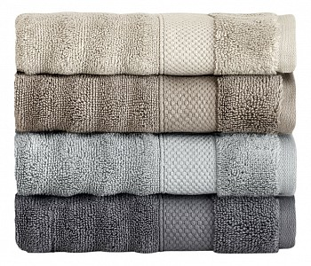 Набор из 4 полотенец для кухни (40x60 см) Flow