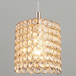 Подвесной светильник Mirage 50068/1 золото