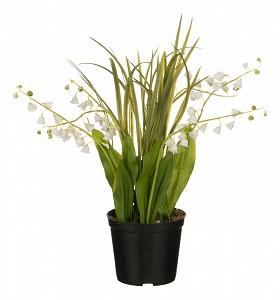 Растение в горшке (34 см) Ландыши 654-192