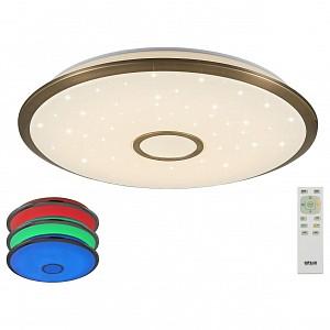 Накладной светильник Старлайт CL70333RGB
