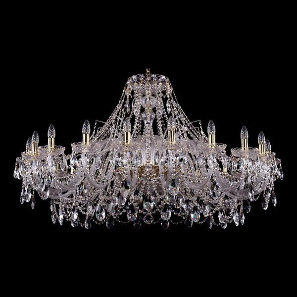 Подвесная люстра 1411/20/460-80/G Bohemia Ivele Crystal  (BI_1411_20_460_80_G), Чехия