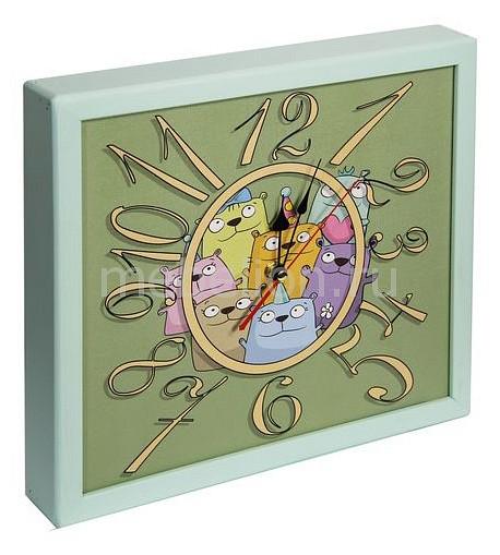 Настенные часы Акита (34х30 см) 3034-23 цена 2017