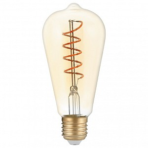 Лампа светодиодная Filament Flexible E27 220В 5Вт 1800K TH-B2181