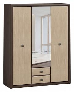 Шкаф платяной Коен SZF 3D2S/163