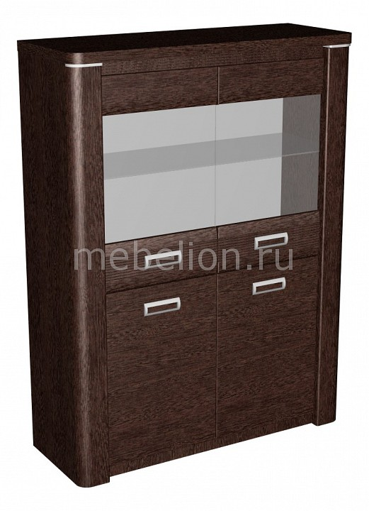 Шкаф-витрина Магнолия ГМ-5