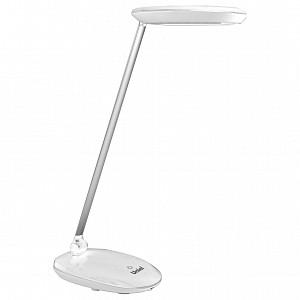 Настольная лампа офисная TLD-531 White/LED/400Lm/4500K/Dimmer
