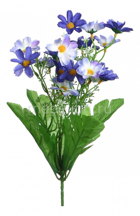 Букет АРТИ-М (34 см) Полевой цветок 23-307 арти м 8х14 см серебряный цветок 167 121