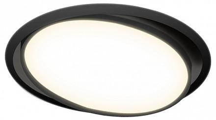 Встраиваемый светильник DL18813 DL18813/23W Black R