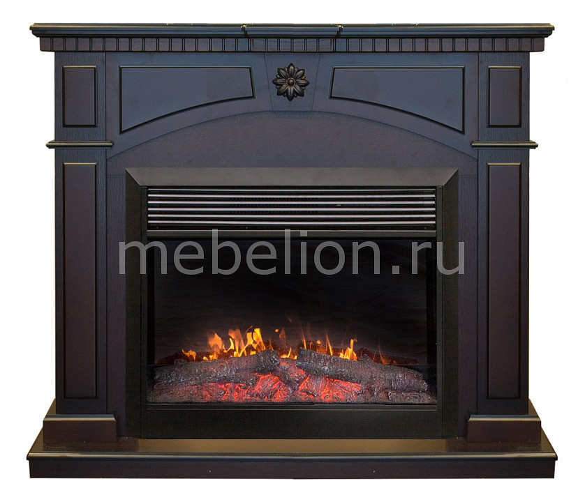 Электрокамин напольный Real Flame (117.6х37.8х102.9 см) Eva 00010011981 электрокамин real flame majestic br s