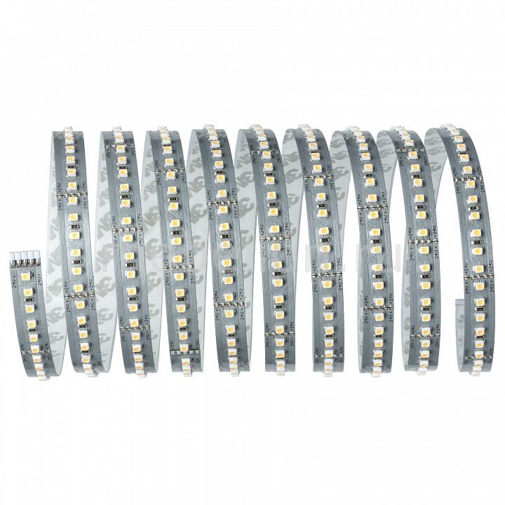 Купить Комплект с лентой светодиодной [3 м] ULTRALED 70588, Paulmann, серый, металл