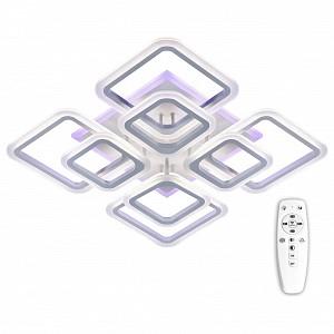 Светодиодная люстра пультом д/у Марсель CL232180RE