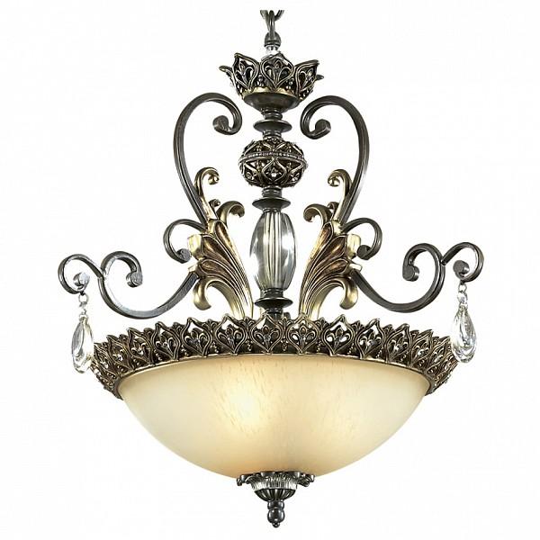 Подвесной светильник Safira 2802/3 Odeon Light  (OD_2802_3), Италия