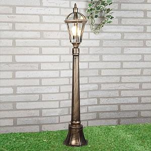 Наземный высокий светильник Capella F a025014