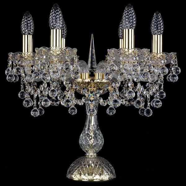 Настольная лампа декоративная 12.26.6.141-37.Gd.B