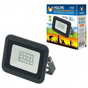 Светильник на штанге ULF-Q511 ULF-Q511 10W/DW IP65 220-240В BLACK картон