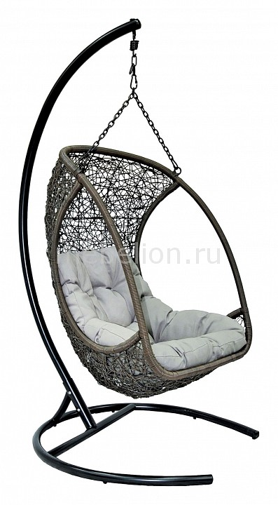 Кресло подвесное Экодизайн Albatros white rattan sofa purple cushions garden outdoor patio sofa rattan furniture swing pool table chair rattan sofa set