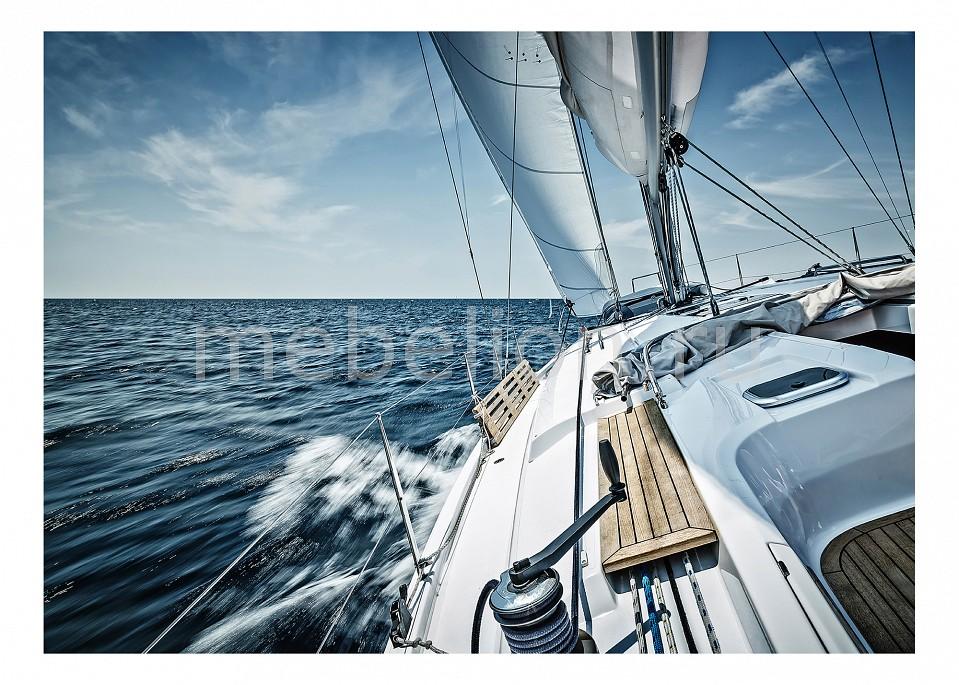 Панно Ekoramka (70х50 см) Яхта 1708022К7050 яхта