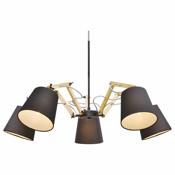 Подвесная люстра Pinocchio A5700LM-5BK Arte Lamp  (AR_A5700LM-5BK), Италия