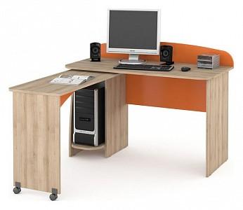 Стол компьютерный Ника 430