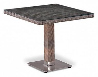 Стол обеденный T503SG-W1289-80x80 Pale