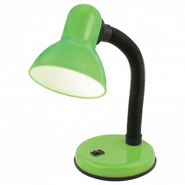 Настольная лампа офисная TLI-224 Light Green E27