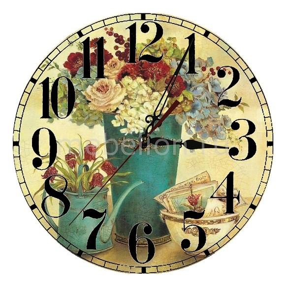 Настенные часы Акита (30 см) C454 цена и фото