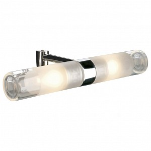 зеркало с подсветкой в ванную комнату Mibo Straight SLV_146390