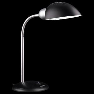 Настольная лампа офисная Confetti 1926 черный
