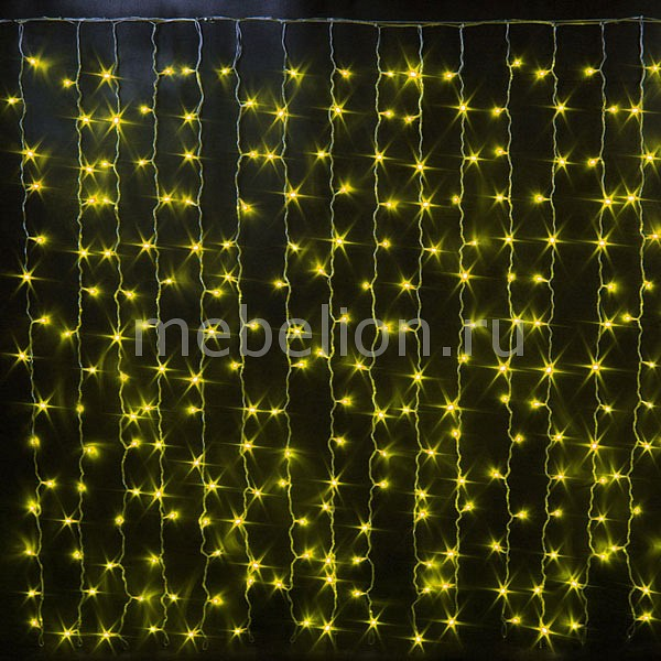 Светодиодный занавес RichLED RL_RL-CS2_1.5-T_Y от Mebelion.ru