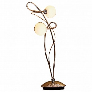 Настольная лампа декоративная Монка CL215821