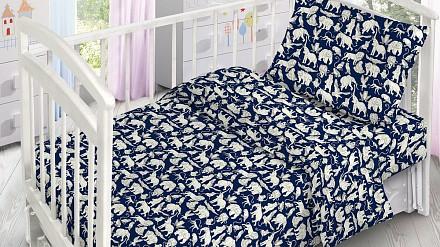Детский комплект постельного белья Акуна матата  наволочка 40х60
