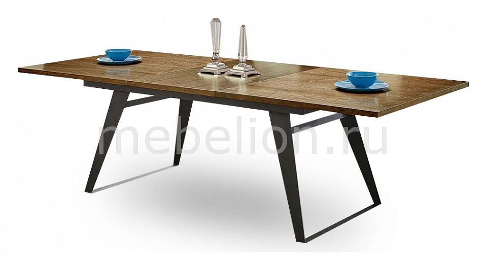 Кухонный стол ESF ESF_HA-1518-3_walnut от Mebelion.ru