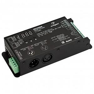 Контроллер-диммер SMART-K15-DMX (12-36V, 4x8A)