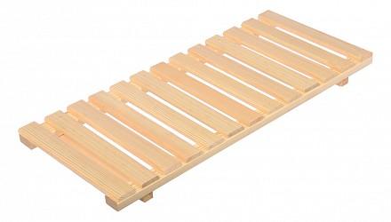 Решетка на пол (70х30х5 см) Банные штучки 32192 32192