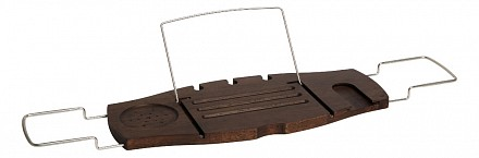 Полка навесная (21x3x70 см) Aquala 020390-656