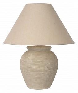Настольная лампа с абажуром Ramzi LCD_47507_81_38