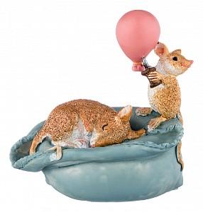 Статуэтка (9x7x9.5 см) Кошки-мышки 450-747