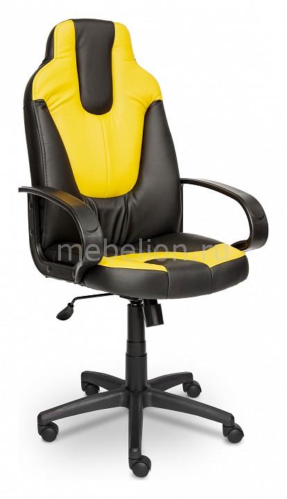 Кресло компьютерное Neo 1 черный/желтый