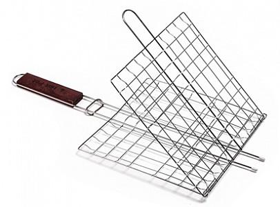 Решетка-гриль (43х23х4 см) Boyscout 61336