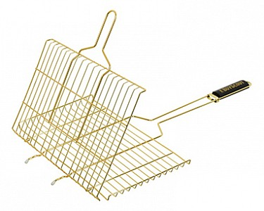 Решетка-гриль (70х45х2 см) Boyscout Gold 61902