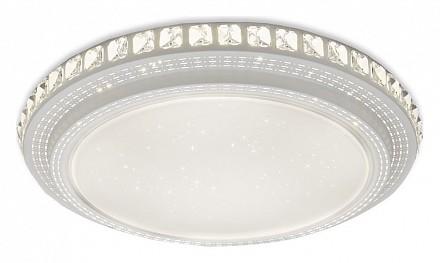 Светодиодный потолочный светильник от 33 см Orbital Crystal AMBR_F93_192W_D800